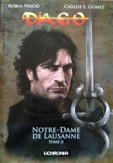 couverture de l'album Dago - Notre Dame de Lausanne T.2