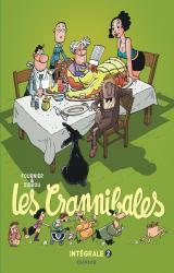 couverture de l'album Les Crannibales (intégrale) 2000 - 2005