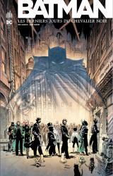 couverture de l'album Batman - Les Derniers Jours du Chevalier Noir