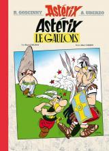 couverture de l'album Astérix le gaulois