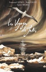 couverture de l'album Les Voyages de Jules