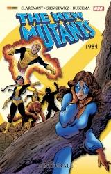 couverture de l'album Les nouveaux mutants intégrale T.2 1984