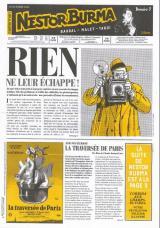 couverture de l'album Corrida aux Champs Elysées - Numéro 3