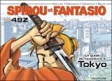 page album Spirou et fantasio 49Z le guide de l'avent À Tokyo