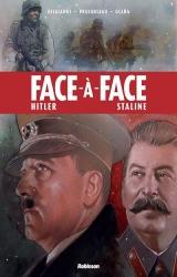 couverture de l'album Face à face, Hitler-Staline