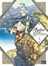 couverture de l'album L'Atelier des Sorciers Vol.4