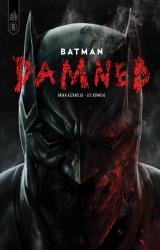 couverture de l'album Batman - Damned