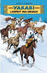 page album L'Esprit des chevaux