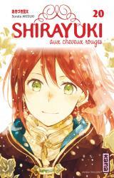 page album Shirayuki aux cheveux rouges T20
