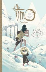 couverture de l'album Timo, l'Aventurier tome 2