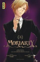 page album Moriarty Vol.3