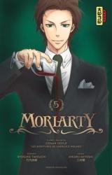 couverture de l'album Moriarty Vol.5
