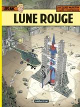 couverture de l'album Lune Rouge