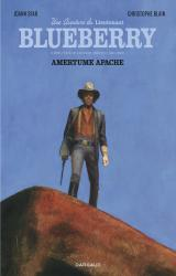 couverture de l'album Amertume Apache