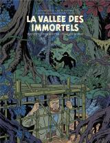 page album La Vallée des Immortels - Tome 2 - édition bibliophile