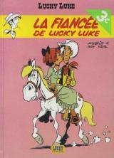 page album La Fiancée de Lucky Luke - Opé 2019