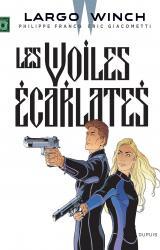 page album Les voiles écarlates (Edition documentée)