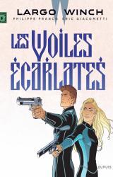 couverture de l'album Les voiles écarlates