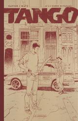 couverture de l'album À l'ombre du Panama Édition Noir&Blanc