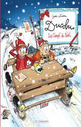 couverture de l'album Ducobu La Compil' de Noël