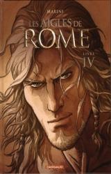 page album Les Aigles de Rome - Livre IV