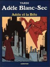 couverture de l'album Adèle et la bête