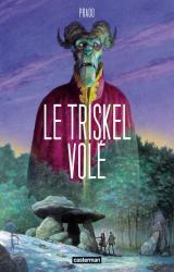 couverture de l'album Le triskel volé