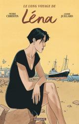 couverture de l'album Le long voyage de Léna