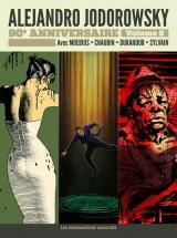 couverture de l'album Alejandro Jodorowsky 90e anniversaire T.8