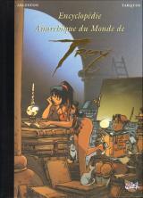 couverture de l'album Encyclopédie anarchique du monde de troy
