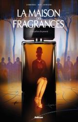 couverture de l'album Le parfum du pouvoir