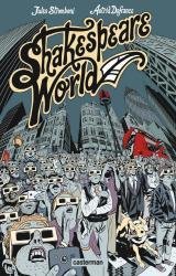 couverture de l'album Shakespeare World