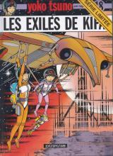 page album Les exilés de kifa