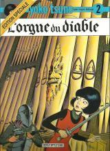 page album L'orgue du diable