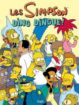couverture de l'album Ding dingue !