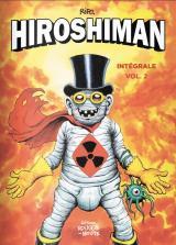 couverture de l'album Hiroshiman - Intégrale Vol. 2