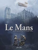 couverture de l'album Des batailles du Mans à la Grande Guerre