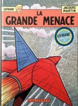 page album La grande menace