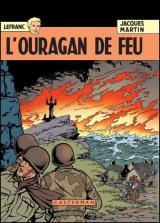 page album L'ouragan de Feu