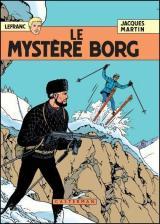 page album Le mystère Borg