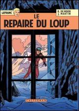 page album Le repaire du loup