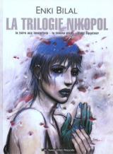 couverture de l'album La trilogie Nikopol