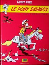 page album Le Pony express