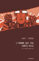 couverture de l'album L'homme qui tua Chris Kyle