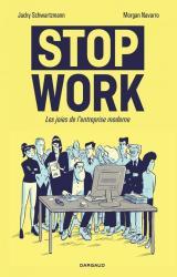couverture de l'album Stop Work  - Les joies de l'entreprise moderne