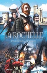 couverture de l'album La Rochelle en BD