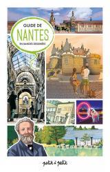 couverture de l'album Guide de Nantes en bandes dessinées