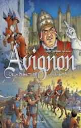 couverture de l'album De la Préhistoire à Clément VI