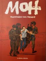 couverture de l'album Moh, Palestinien mais Presque