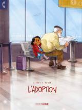 page album L'Adoption (Intégrale)